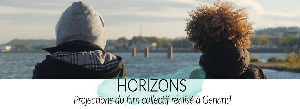 Soirées film collectif de GERLAND | HORIZONS