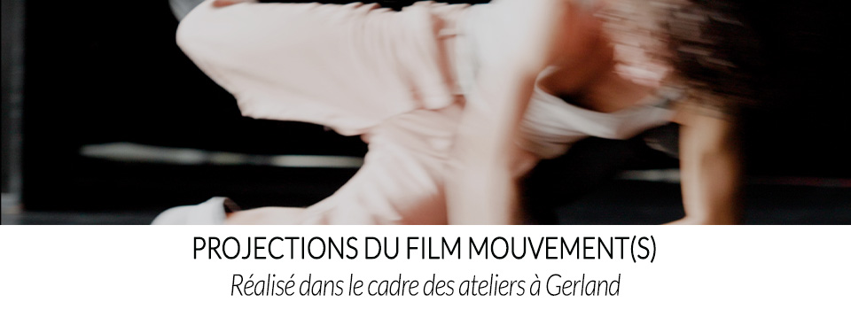 Mouvement(s) | 3 projections