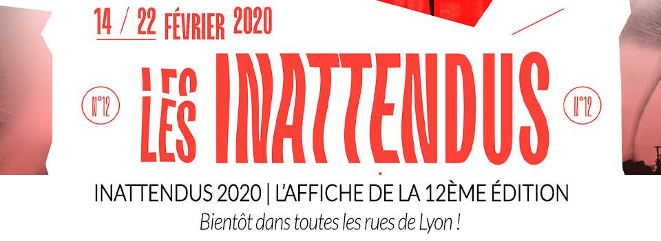 Les Inattendus 2020 | Affiche officielle