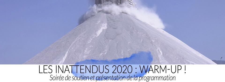 Les Inattendus 2020 | Le warm-up !