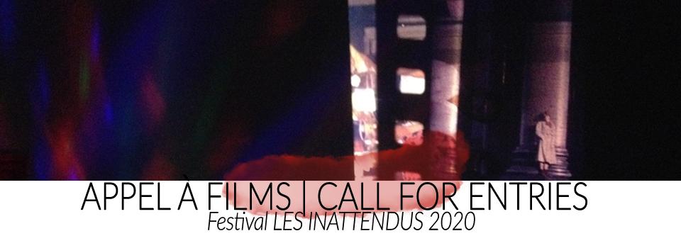 Festival 2020 | Appel à films