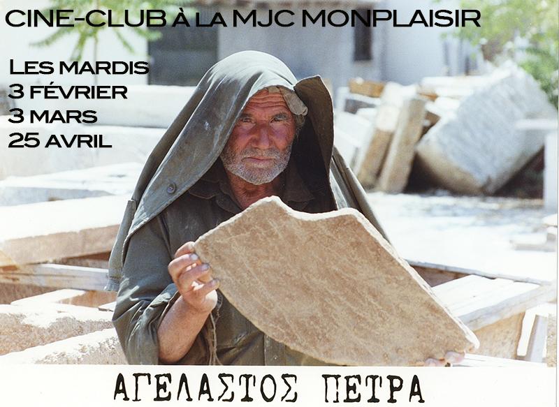 CINE-CLUB A LA MJC MONPLAISIR | Janvier-Mai 2015