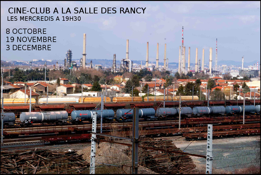 CINE-CLUB A LA SALLE DES RANCY | Octobre-Décembre 2014
